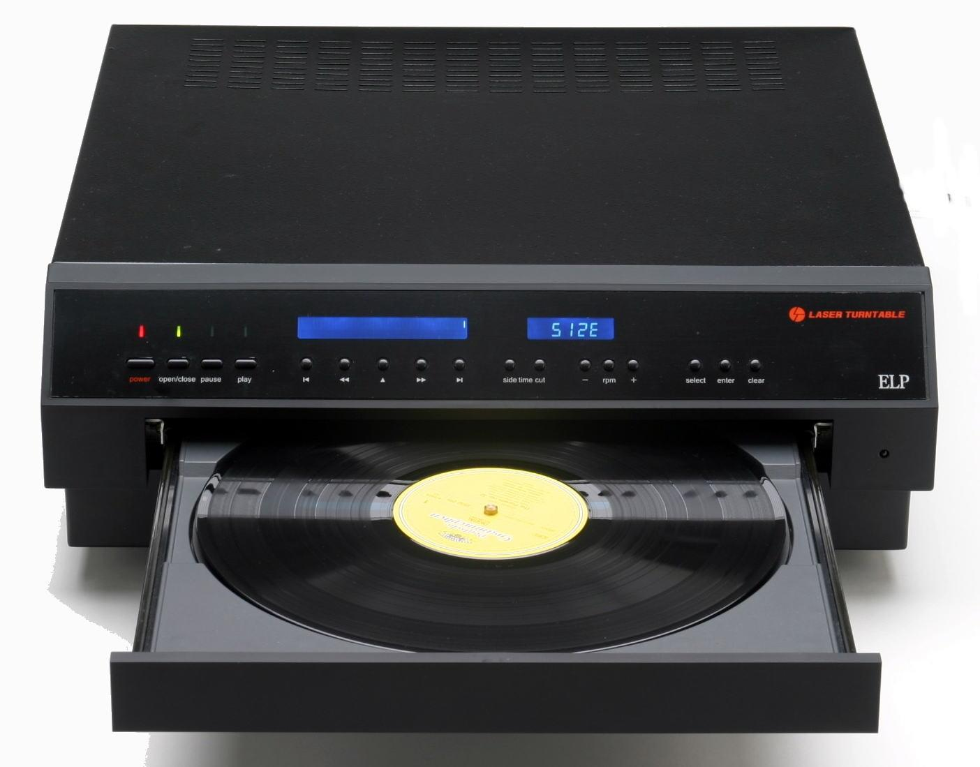 Lt Basic Elp Laser Turntable